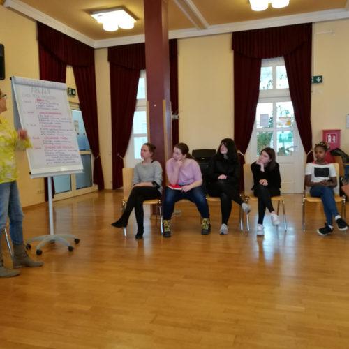 Feldgasse Peer Mediation